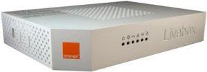Router wifi livebox Orange 2016