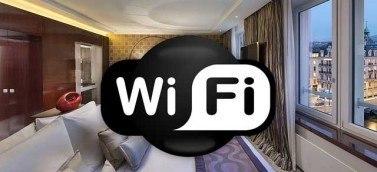 Router wifi para el salon de casa