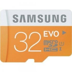 Tarjetas de memoria SD Samsung EVO - 32GB