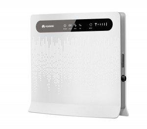 router 4G Huawei B593