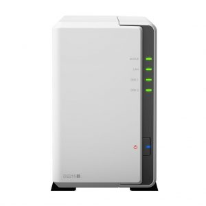 Disco duro para almacenamiento en red Synology DiskStation DS216j