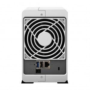 Disco duro para almacenamiento en red Synology DiskStation DS216j - ventilador