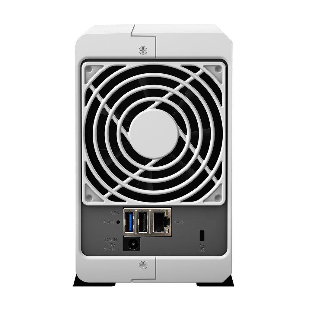 Disco duro para almacenamiento en red Synology DiskStation DS215j - ventilador