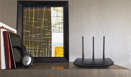 Router wifi de 300 Mbps TP-Link TL-WR940N - cabecera