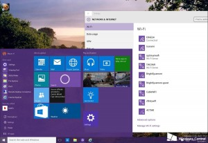ajustes de conexión WiFi en Windows 10