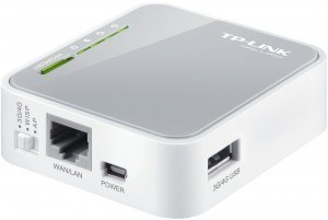 router wifi 4G libre - TP Link MR3020 perfil