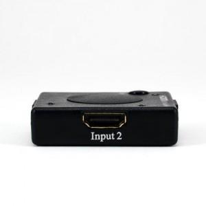 cómo tener más de un puerto HDMI - switch HDMI 3D / Full HD 1080p