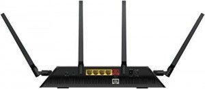 Router wifi Netgear D7800-100PES Nighthawk X4S - router wifi para jugar online sin cortes