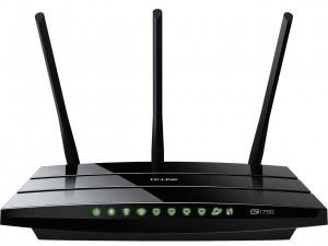 mejores routers para gaming de 2016 - TP-Link Archer C7 AC1750