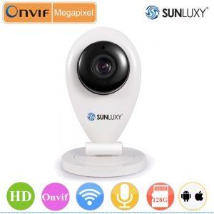 Cámara WiFi de vigilancia SUNLUXY SL-C708