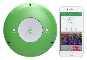 Controlador de riego e iluminación WiFi GREENIQ