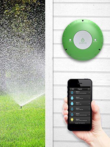 Controlador de riego e iluminación WiFi GREENIQ - cabecera