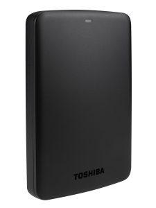 Disco duro externo Toshiba Canvio Basics