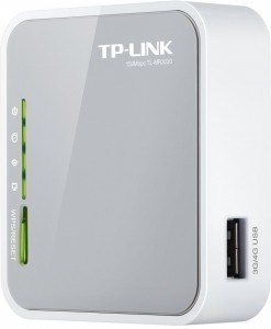 mejores ofertas de tecnología de inicio de mes - Router 4G TP Link TL-MR3020