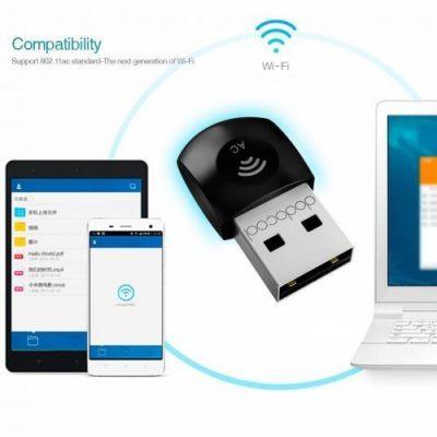 Adaptador USB Inalámbrico dodocool WiFi - cabecera