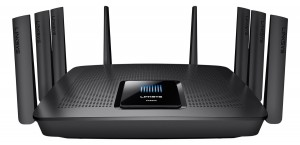 Router Linksys EA9500 de triple banda - mejor router wifi de 2016 en gama alta
