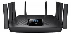 Router Linksys EA9500 de triple banda - mejor router wifi de 2016 en gama alta