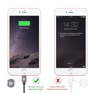 Nuevo cable lightning para iPhone