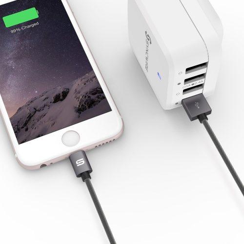 Nuevo cable lightning para iPhone