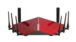 Router D-Link AC5300 - cabecera