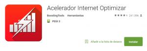 Guía para aumentar la señal WiFi Android - Acelerador Internet Optimizar