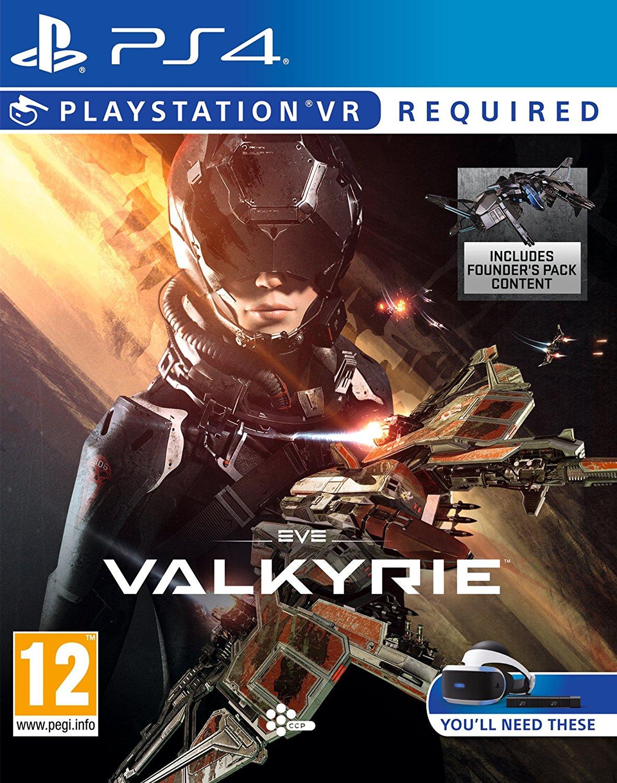 Los Mejores Juegos De Vr De 2017 Valkyrie Vr Y Playstation Vr Worlds