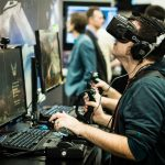 Los mejores juegos de VR de 2017, Valkyrie VR y PlayStation VR Worlds