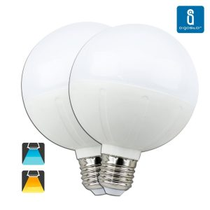 Aigostar 181802 - Pack de 2 Bombillas LED