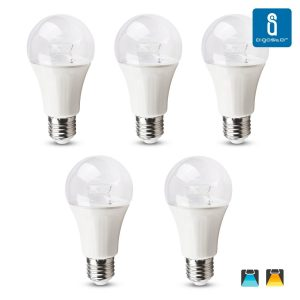 Aigostar 182311 - Pack de 5 Bombillas LED