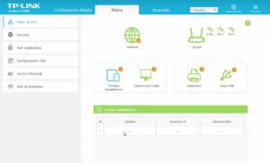 Configuración del firmware del TP Link clientes inalámbricos