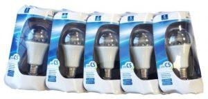 Qué bombillas LED comprar para ahorrar energía - cabecera