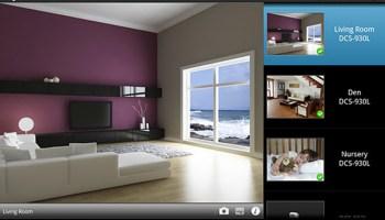 Vigilancia cámara IP - cabecera
