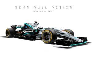 Fórmula 1 2017 - Mercedes