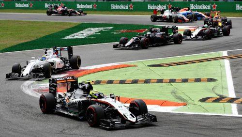Fórmula 1 2017