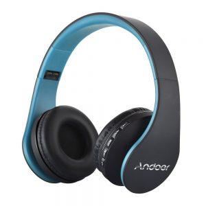 Andoer® LH-811 - Auriculares con Micrófono