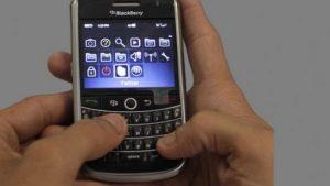 el uso del móvil en la empresa hace diez años