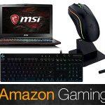 Nueva Semana del Gaming de Amazon, noviembre de 2017