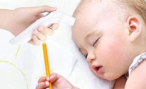 Mejor termómetro digital para bebés - cabecera