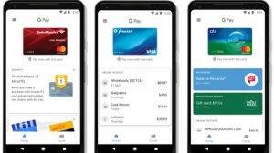 Pago con el movil - Google pay