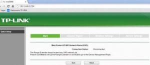 Manual para configurar el extensor de señal WiFi TP-Link TL-WA850RE - Paso 1b