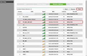 Manual para configurar el extensor de señal WiFi TP-Link TL-WA850RE - Paso 3b