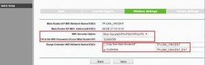 Manual para configurar el extensor de señal WiFi TP-Link TL-WA850RE - Paso 4