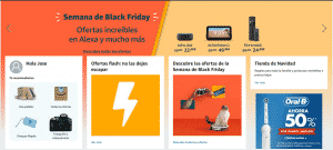 Black Friday 2019 en Amazon